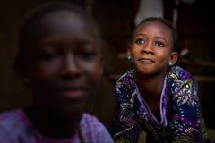 Yongoro, Sierra Leone, afryka zachodnia Fotografia Stock