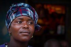 Yongoro, Sierra Leone, afryka zachodnia Obraz Stock