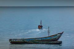 Yongoro, Sierra Leone, afryka zachodnia - plaże Yongoro Zdjęcie Stock