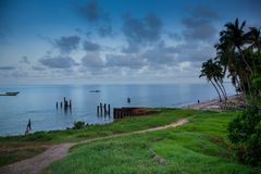 Yongoro, Sierra Leone, Africa royalty free stock photography
