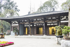 The Yongqing temple Royalty Free Stock Images