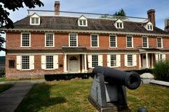 Yonkers, Νέα Υόρκη: 1682 φέουδο Philipse Στοκ φωτογραφία με δικαίωμα ελεύθερης χρήσης