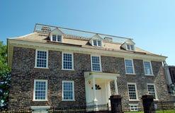 Yonkers, NY : Manoir 1682 de Philipse Hall Image libre de droits