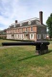Yonkers, NY : Manoir 1693 de Philipsburg Image stock