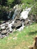 Yooper vattenfall arkivfoto