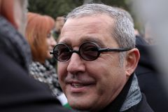 Yordan Kirilov Tsonev is a Bulgarian politician, deputy chairman. SOFIA, BULGARIA - NOVEMBER 16, 2013: Yordan Kirilov Tsonev is a Bulgarian politician, deputy Stock Image
