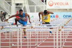 Yordan O´Farrill - 110 m hurdles Stock Photos