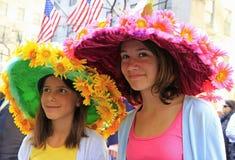 парад york пасхи города новый Стоковое Фото