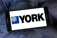 york air conditioner logo. york air conditioning and refrigeration company logo royalty free stock photography conditioner