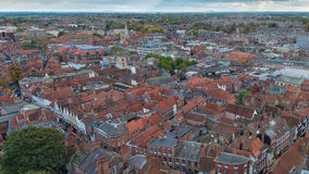 York, Angleterre image libre de droits