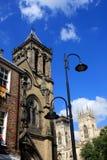 York architecture, England Royalty Free Stock Photo