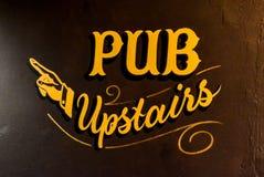 York - bar Fotografia de Stock