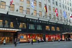 магазин york bloomingdale новый s Стоковая Фотография