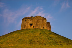 York Castle Royalty Free Stock Image