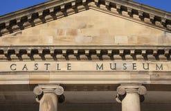 York Castle Museum Royalty Free Stock Photos