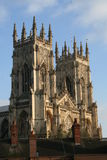 York Cathedral, York, England Stock Image