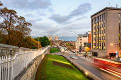 York city skyline Royalty Free Stock Images