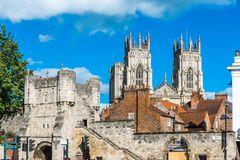 York city view Stock Photo