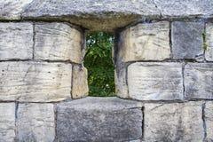 York City Wall Close-up Royalty Free Stock Photo