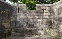 York City Walls Royalty Free Stock Photos