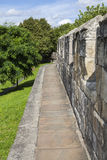 York City Walls Stock Images