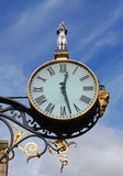 York clock Royalty Free Stock Photography