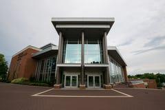 York-College von Pennsylvania-Campus lizenzfreies stockbild