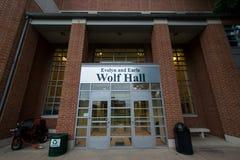 York-College von Pennsylvania-Campus lizenzfreies stockfoto