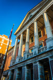 The York County Courthouse in downtown York, Pennsylvania. Stock Images