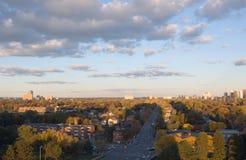 York del norte Imagen de archivo libre de regalías