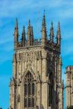 York domkyrka royaltyfria foton