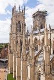 York domkyrka Arkivbilder