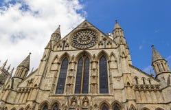 York domkyrkadomkyrka, North Yorkshire Fotografering för Bildbyråer
