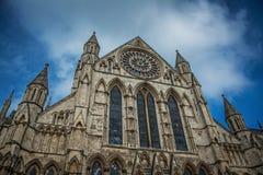 York en Angleterre le R-U Photo libre de droits