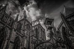 York en Angleterre le R-U Images libres de droits