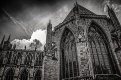 York en Angleterre le R-U Images stock