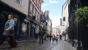 York, England, 22 June, 2015, HD footage. York in England, 22 June 2015, HD footage stock video