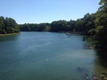 York flod Arkivfoto