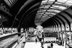 York, Großbritannien stockfotografie