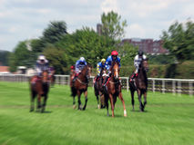 York horse race Royalty Free Stock Image