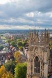 York, Inghilterra Fotografie Stock