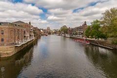 York, Inghilterra, Regno Unito fotografia stock libera da diritti