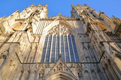YORK, INGLATERRA: A igreja em York Imagens de Stock
