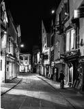 York, la confusión en la noche Imagen de archivo libre de regalías
