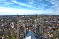 York landskap Royaltyfria Foton