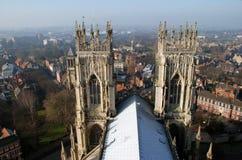York-Münster Stockbilder