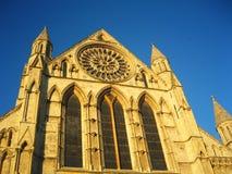 York-Münster, England. Stockfotos