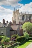 York-Münster, England Stockfotos