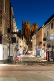 York Minster immagini stock