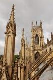 York Minster royalty free stock image